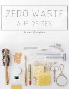 Zero Waste im Bad auf Reisen | simpel und gut | Hygiene und Pflege | #holiday  #zerowaste #noplastic #minimalismus #simpelswap Um die 20 Hygiene- und Pflegeprodukte im Bad, ersetzt und ohne Verzicht auf ein Minimum reduziert mit einem Maximum an Verwendungsmöglichkeiten.