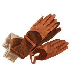 H Vintage Gloves