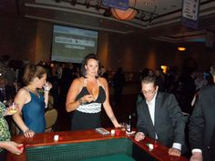 Are a looking for a fundraiser idea and great way to raise money for your non-profit charity group or organization? Why not consider a casino fundraiser, casino night charity event or a charity texas holdem poker tournament?