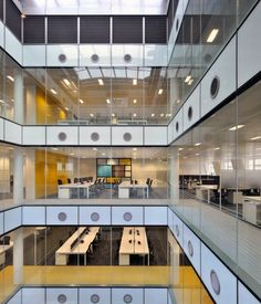 Monitise headquarters by Morgan Lovell London 11 Monitise headquarters by Morgan Lovell, London