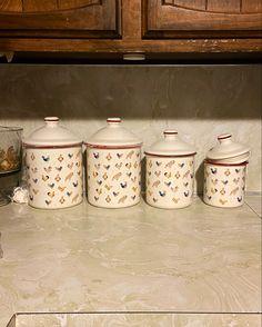 British Home, Jar, Home Decor, Decoration Home, Room Decor, Home Interior Design, Jars, Glass, Home Decoration