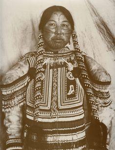 Alaskan Inuit native