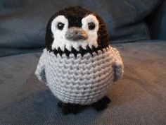 Ravelry: Baby Penguin pattern by Jessica Boyer
