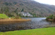 Kylemore Abbey, Kylemore, Connemara, Co. Galway