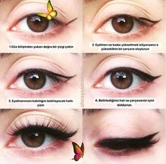 2020 Practial Eye Makeup Tutorial For Beginners  <br> As the saying goes, there is no ugly woman but only a lazy woman, and no woman is born ugly. You just need to draw a makeup to make yourself beautiful! In particular, eye makeup can better reflect the atmosphere of a girl, but some novices find it difficult to draw eye makeup. Today I will share how to draw good eye makeup. Basic Makeup, Simple Eye Makeup, Blue Eye Makeup, Smokey Eye Makeup, Eyeshadow Makeup, Eyeliner, Uk Makeup, Eyeshadows, Eyeshadow Palette