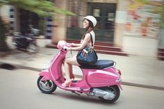 Vespa production starts in Vietnam