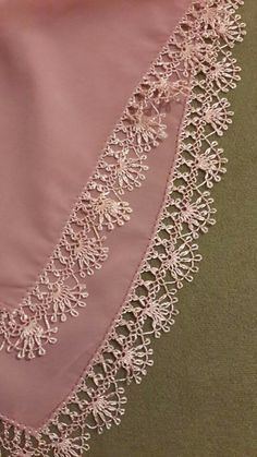 Tatting, Knot Pillow, Knitted Baby Clothes, Needle Lace, Lace Making, Summer Nails, Baby Knitting, Needlework, Embroidery