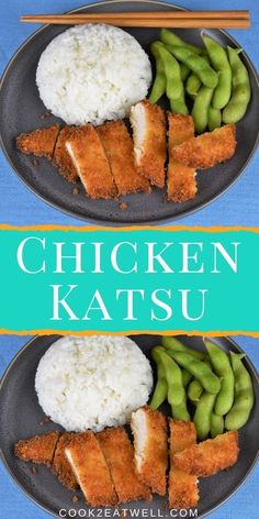 Chicken Katsu is a really easy way to shake up your dinner routine. Chicken cutlets are breaded with panko breadcrumbs and fried until golden and delicious. Cooking For Beginners, Cooking Tips, Easy Family Dinners, Chicken Cutlets, Learn To Cook, Grilling Recipes, Quick Meals, Dinner Recipes, Healthy Recipes