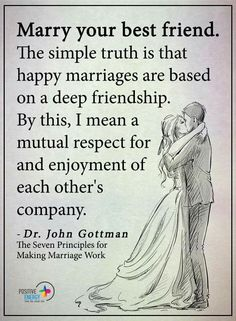 I have always said this.. my husband however thought it best to keep his life in separate categories.. family... friends... and then me.. it took way too long to convince him otherwise!