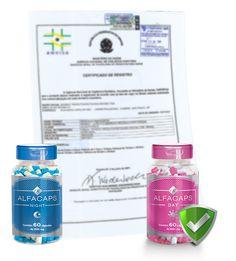 O Alfacaps é um poderoso detox que acelera o seu metabolismo, proporcionando efeitos benefícios no corpo. Adquira agora seu Alfacaps!