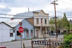 JD's Scenic Southwestern Travel Destination Blog: Dayton, Nevada!