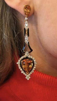 Ear Jewelry, Art Deco Jewelry, Body Jewelry, Diamond Jewelry, Jewelery, Fine Jewelry, Jewelry Design, Women Jewelry, Stylish Jewelry