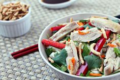 Chinese Chicken Salad | Culinary Hill