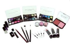 Lady De 60 Pieces Make Up / Eye Shadows Kit Set (BY PROFUSSION) >>> Review more details @
