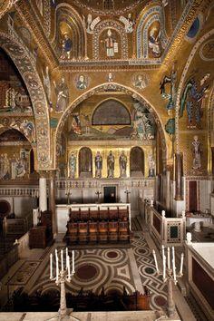 Cappella Palatina, Palermo, Italy