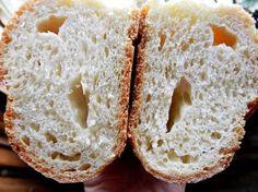 Paine de casa, reteta simpla, pas cu pas Bagel, Bread, Food, Brot, Essen, Baking, Meals, Breads, Buns