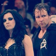 Would love these guys to team up! Page Wwe, Jonathan Lee, Saraya Jade Bevis, Wwe Pictures, Wwe Womens, Female Wrestlers, Total Divas, Dean Ambrose