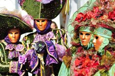 Looking to try something new this year? Vivid Experiences: Venice Carnival