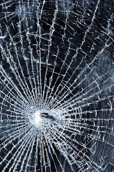 iphone wallpapers background - Broken Screen glass