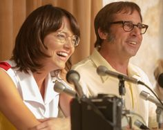 'Battle Of The Sexes' Trailer: Steve Carell Lobs Chauvinism, Emma Stone Smashes It Back