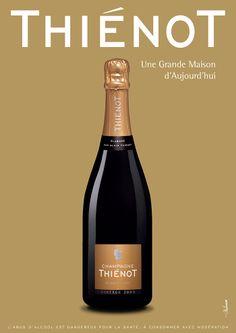 Thiénot Champagne, Vintage 2005, Communiqué de presse, 2012©markcom