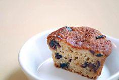 ✻ ✻ Cranberry Lemon Muffins ✻ ✻ Recipe: http://www.elanaspantry.com/cranberry-lemon-muffins/