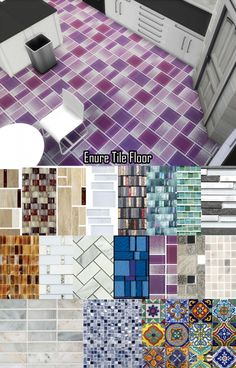 Tile Floor at Enure Sims via Sims 4 Updates Check more at http://sims4updates.net/build-mode/tile-floor-at-enure-sims/