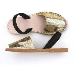 ORO ABARCAS MENORQUINAS - Verano Shoes