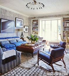 Celerie Kemble Family Room