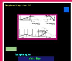 Skateboard Ramp Plans Pdf 213812 - The Best Image Search
