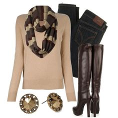 """""""Gucci Boots"""" by qtpiekelso on Polyvore"""