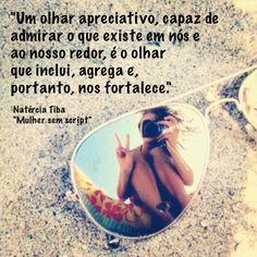"""Mulher sem script"" - Natércia Tiba"