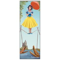 Disney Underground Snow White Corruptible State Paper Giclee - My favorite print we have in the house. Hangs in our bedroom.