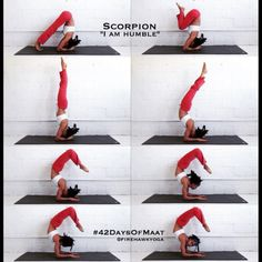 YOGA PROGRESSION - Google Search