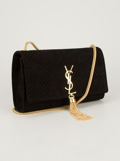 SAINT LAURENT - Cassandre cross body bag 9