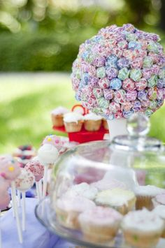 Looking For Shower or Wedding Theme Inspiration? How About An Alice in Wonderland Tea Party? | Fab You Bliss