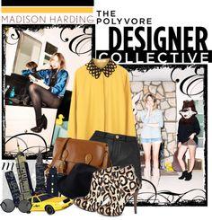 """Urban Bohemian with Madison Harding"" by piedraandjesus on Polyvore"
