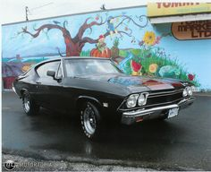 Picture of 1968 Chevrolet Chevelle exterior  Chevelle