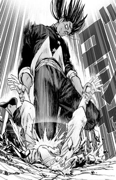 Read One Punch Man Chapter 70 Manga Online in English High Quality only at. Saitama One Punch Man, One Punch Man Manga, Boichi Manga, Manga Drawing, Drawing Reference Poses, Drawing Poses, Comic Kunst, Comic Art, Fighting Drawing