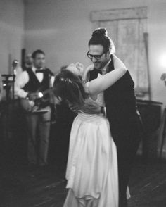 The First Dance - Alison and Markus's Intimate Rainy-Day California Wedding