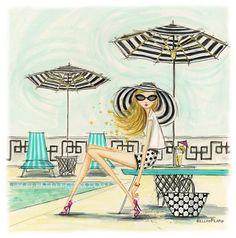 bella pilar illustrations - Buscar con Google