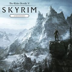 Jeremy Soule / Mark Lampert: The Elder Scrolls V Skyrim - Atmospheres (Colored Vinyl) Vinyl LP (Record Store Day)