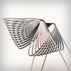 YD Handpicks: 10 inspiring works from A' Design Awards 2016-17!   Yanko Design #Chair