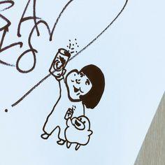 番組出演記念のサインを書きました☺︎ 気分がのった時にだけ描くという須藤くんのイラスト入りのサインにも注目(笑)