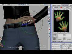 Hand Tool FK [neill3d.com]