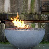It is a little known fact that you can make your own fire pit bowl to sit around on nice summer evenings. With a few materials and some space, you can design a fire pit bowl that will decorate your backyard while providing a nice place for a crackling fire.