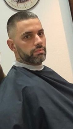 Short Buzz Cut, Mustache Men, Male Grooming, John Green, Men's Hair, Haircuts For Men, Barber Shop, Short Hairstyles, Beards