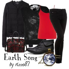 """Earth Song"" by rizzo87 on Polyvore"