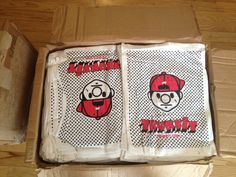 Sweat towels for our campers : )     by TRUKFIT!