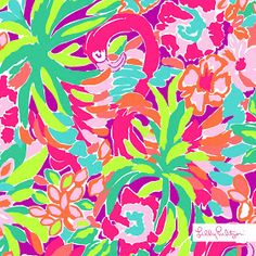 Krafty Kellzster: DIY: How to Paint Lilly Pulitzer's Lulu Print